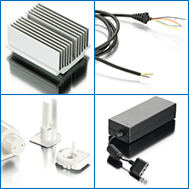Elektromechanisch-Passive Sonderlösungen von Speetronics