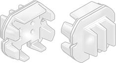 Kundenspezifische Druckguss-Kühlkörper Sonderlösung
