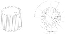 customized extruded heatsink development and production - speetronics austria