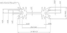 extruded heatsink development and production - Speetronics Austria