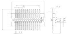 detachable connectors